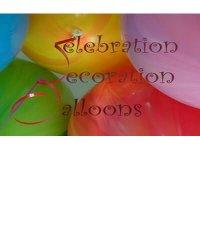 Celebration Decoration Balloons