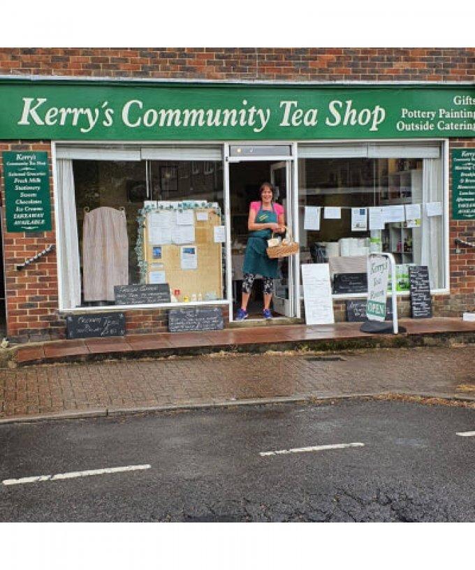 Kerrys Community Tea Shop