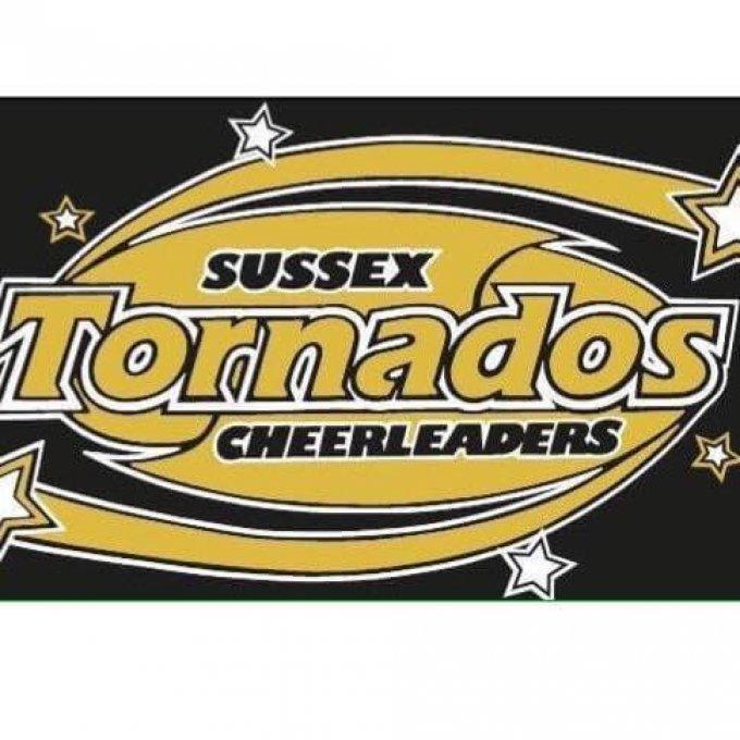Sussex Tornados Cheerleaders