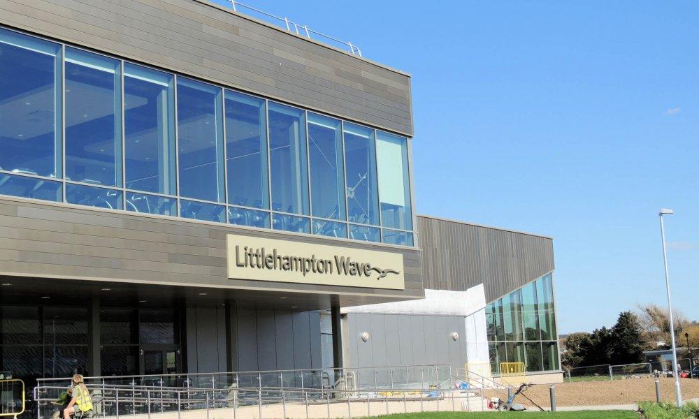 Littlehampton Wave