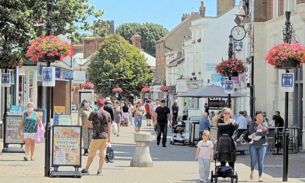 Littlehampton Town Centre