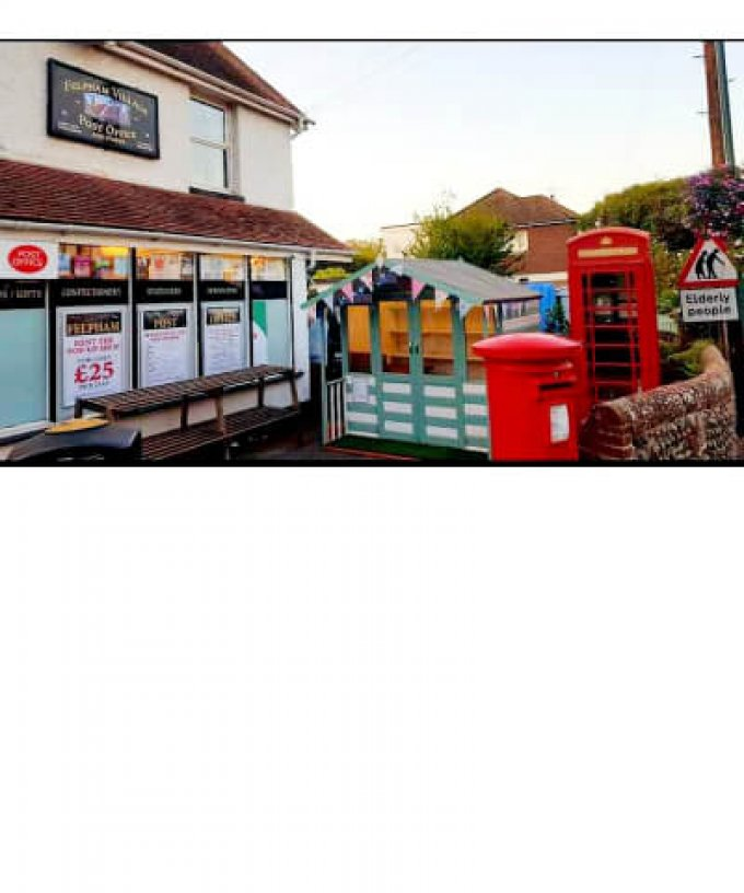 Felpham Post Office Pop Up Shop