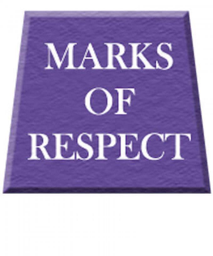 Marks Of Respect