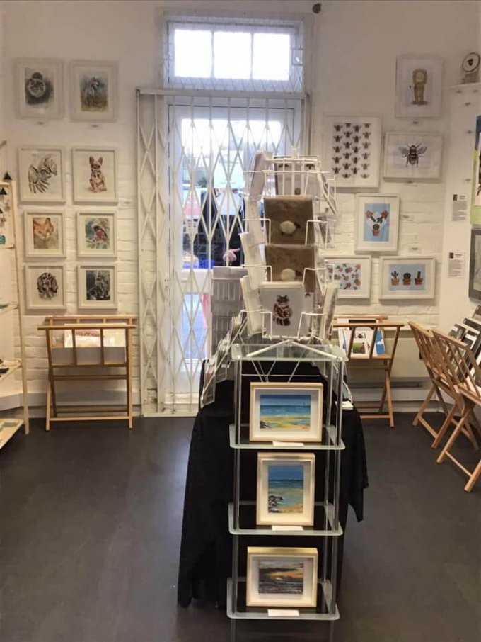 Clifton Road Gallery
