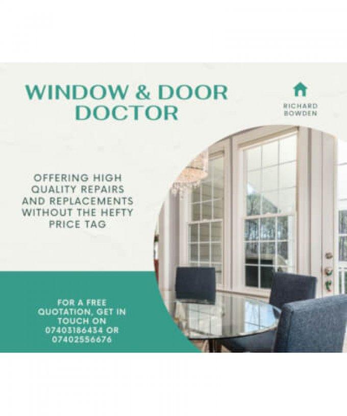 Window and Door Doctor