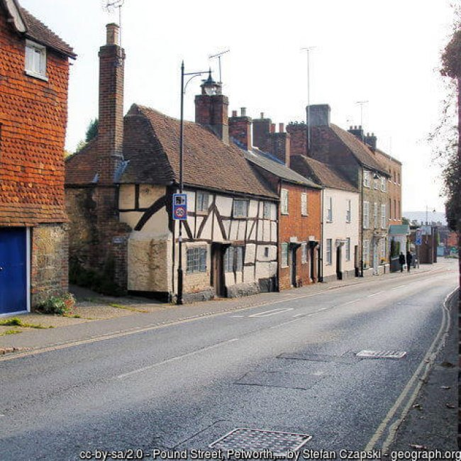 The Town of Petworth