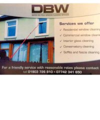DBW Cleaning Services