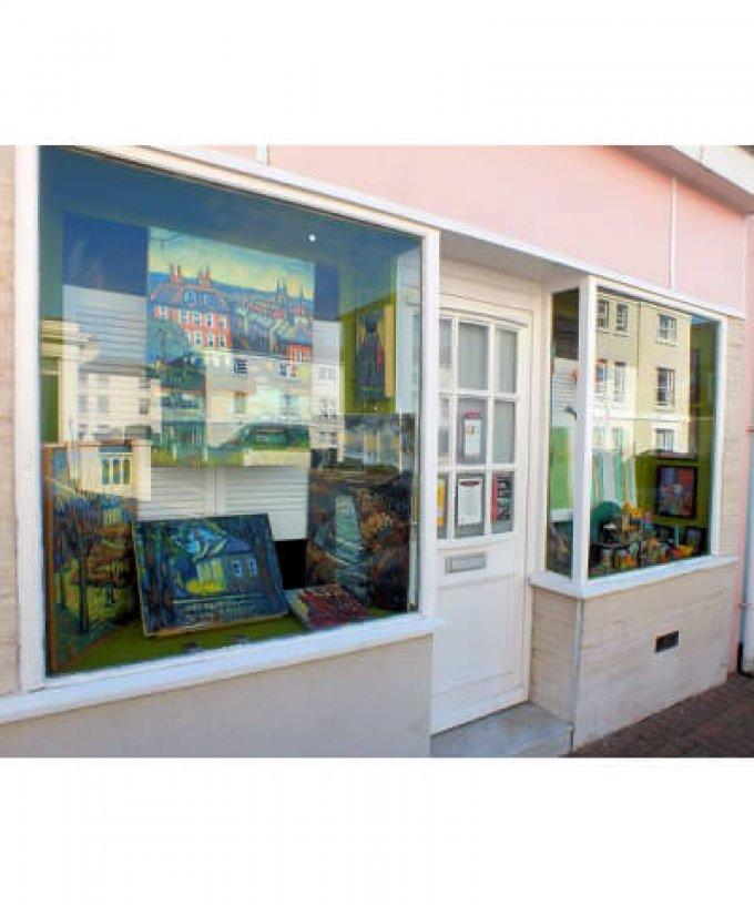 Jan Bennett Art Studio