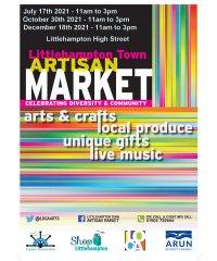 Littlehampton Town Artisan Market