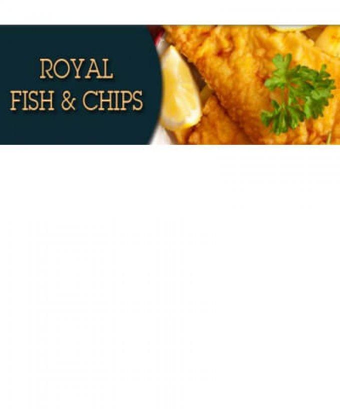 Royal Fish and Chips