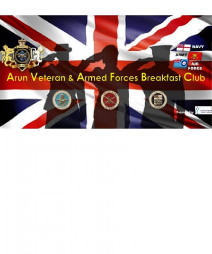 The Arun Veteran and Armed Forces Breakfast Club