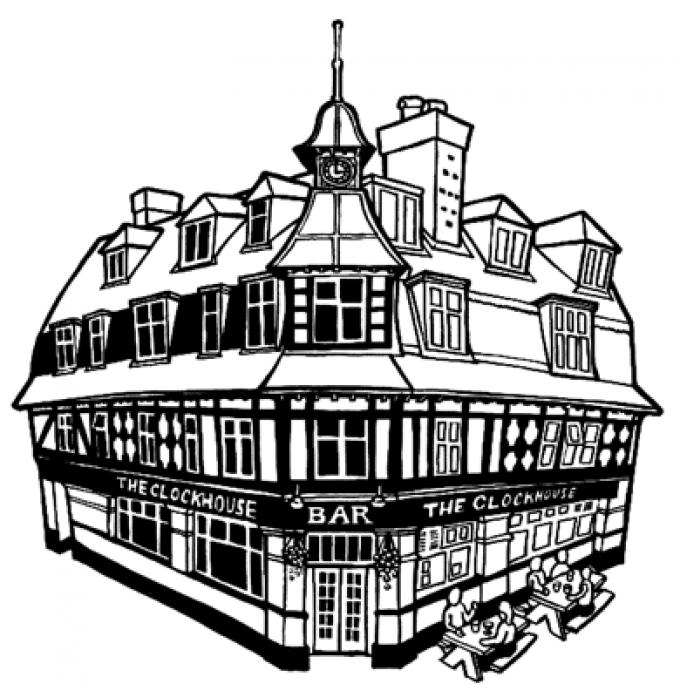 The Clockhouse Bar