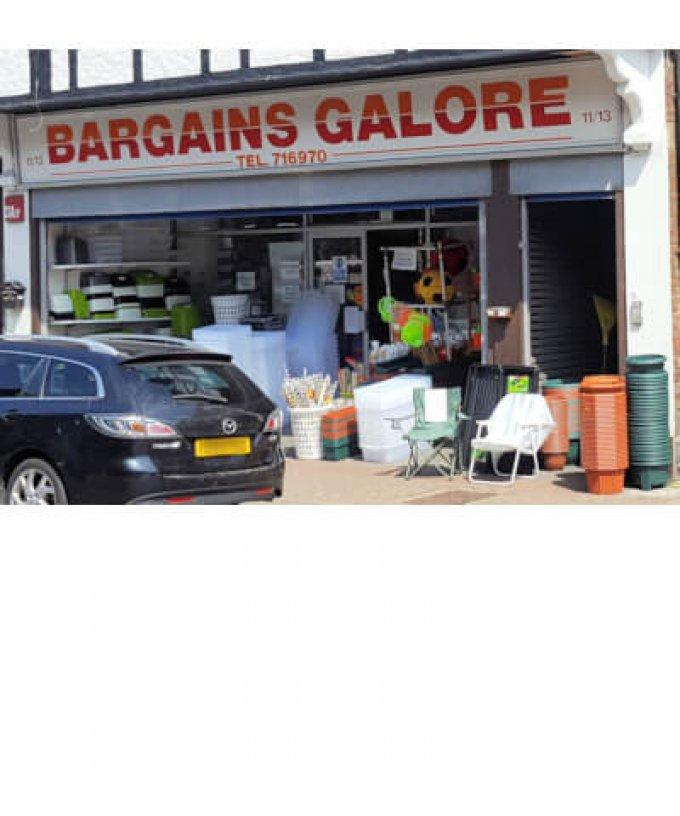 Bargains Galore